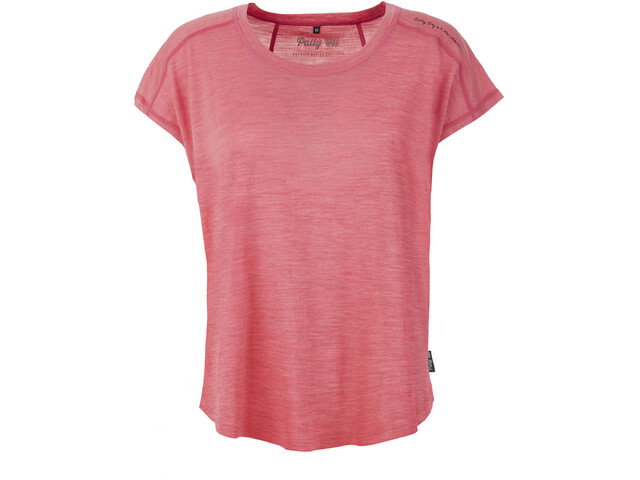 Pally'Hi Cooliography Top suelta Mujer, rare raspberry